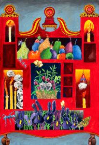 Vanitas Cabinet