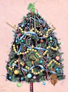 Musical Holiday Tree (Christmas)