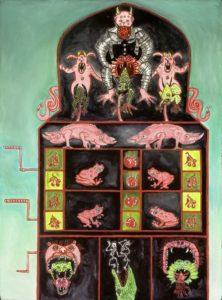 Evil Slot Machine