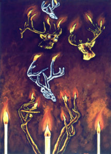 Burning Trophies