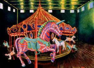 Abandoned Carrousel