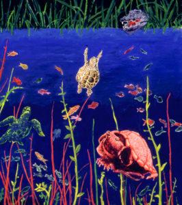 Danger at Turtle Pond
