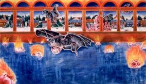 Dante's Inferno, The Devil's Swimming Pool