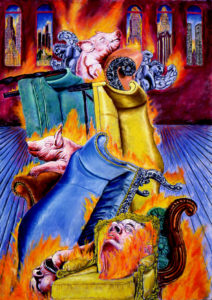 Arson and Murder in the Wicked City