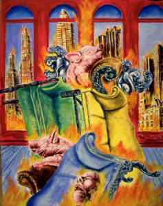 Arson and the Murder in the Wicked City II