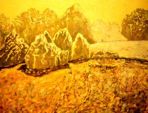 Golden Pond Light